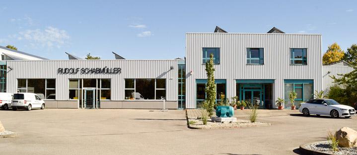 Firmenzantrale der Firma Schabmüller