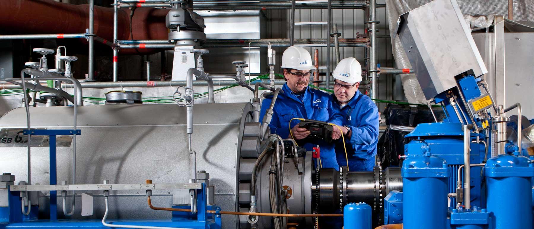 schwingungsanalyse für Motoren Ingolstadt